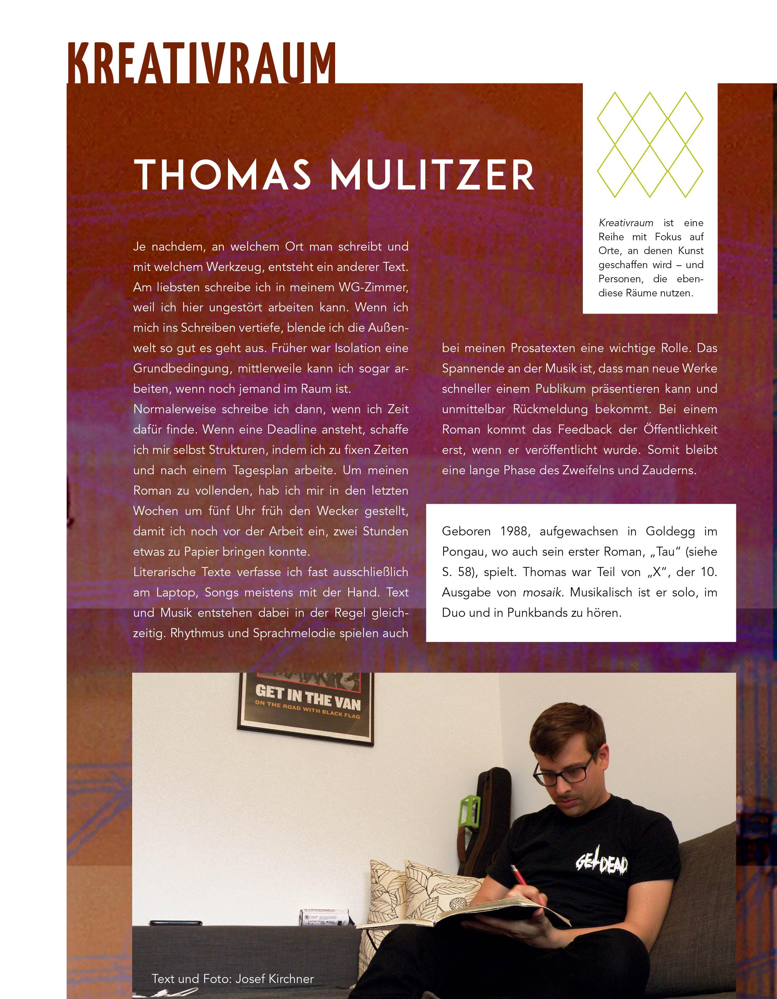 reihen mosaik zeitschrift f r literatur und kultur. Black Bedroom Furniture Sets. Home Design Ideas